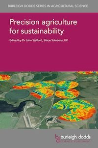 Precision agriculture for sustainability book cover